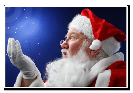 Santa selects Knotice